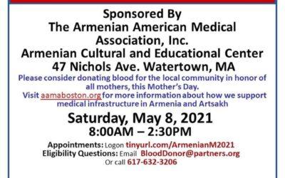 AAMA Sponsored Blood Drive