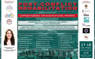 POST-CONFLICT REHABILITATION